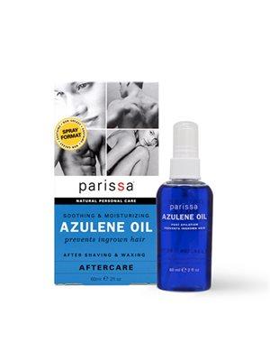 Azulene oil