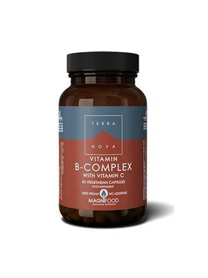 B-complex m vitamin C