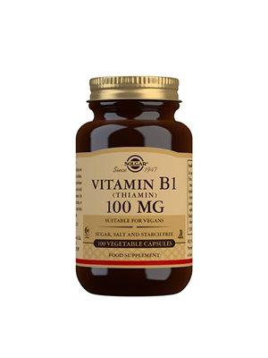 B1-vitamin 100 mg (Thiamin)