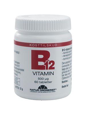 B12 mega vitamin 500 ug