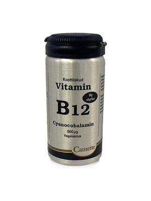 B12 vitamin 500 mcg  cyanocobalamin