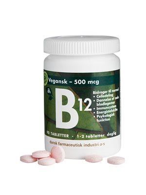 B12 vitamin 500 mcg