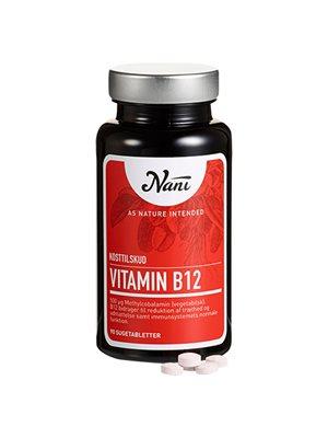 B12 vitamin Nani