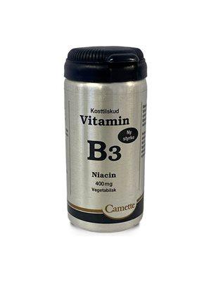 B3 vitamin niacin 400mg