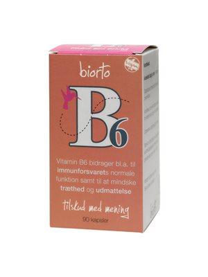 B6 11 mg Biorto