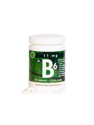 B6 11 mg