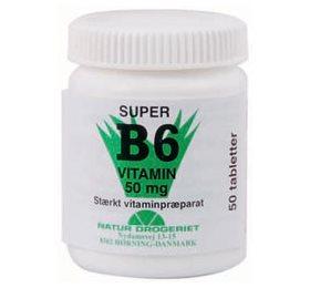 B6 vitamin 50 mg