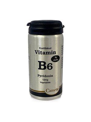B6 vitamin pyridoxin 12mg