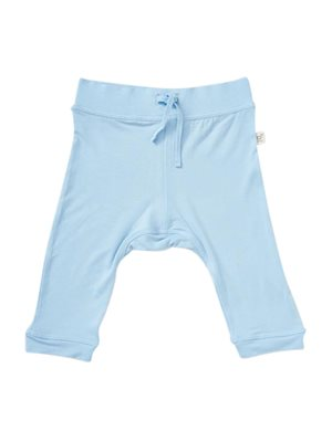 Baby bukser blå 6-12 mdr