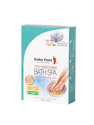 Baby Foot fodbad incl. fodsalt 6 x 10 gr. - Oppustelig