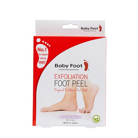 Baby Foot fodpakning til  bløde fødder 2x35 ml