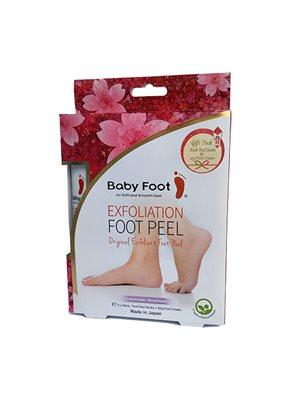 Baby Foot gaveæske m. fodcreme