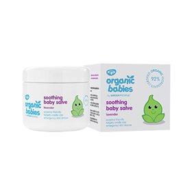 Baby salve soothing lavendel  Greenpeople