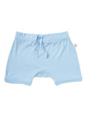 Baby shorts blå 3-6 mdr