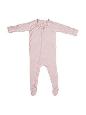 Baby sparkedragt rose nyfødt