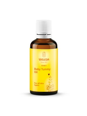 Baby Tummy Oil Weleda