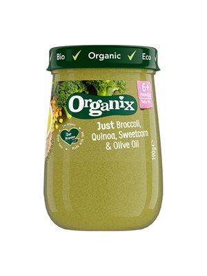 Babymos quinoa & grøntsager Ø fra 6 mdr.