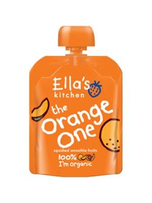 Babysmoothie The Orange One 6 mdr Ø Ellas Kitchen
