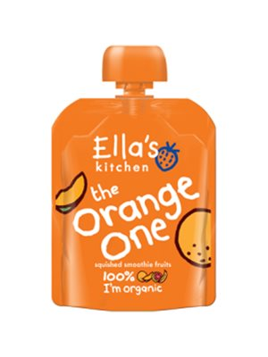 Babysmoothie The Orange One Ø 6 mdr Ellas Kitchen