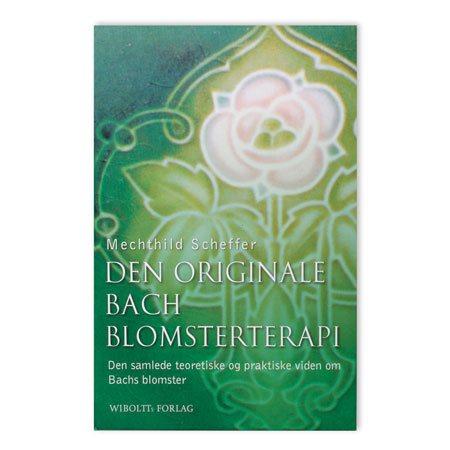 Bach Blomsterterapi bog Forfatter: Mechthild Scheffer