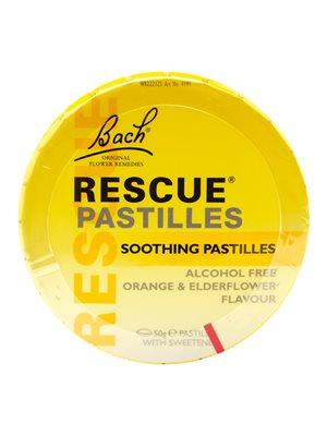 Bach Rescue pastiller