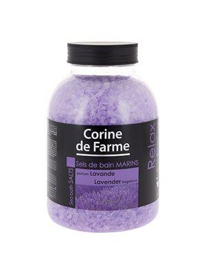 Badesalt - Lavender
