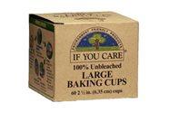 Bageforme large ubleget  100% nedbrydelig If you care