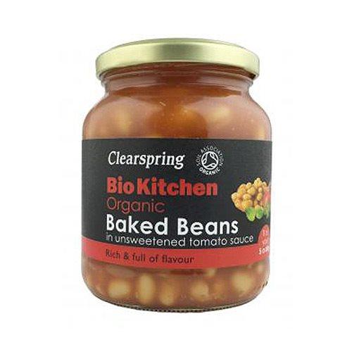 Billede af Baked beans Ø Clearspring