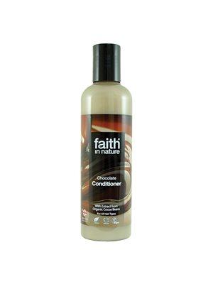 Balsam chokolade Faith in  Nature til alle hårtyper