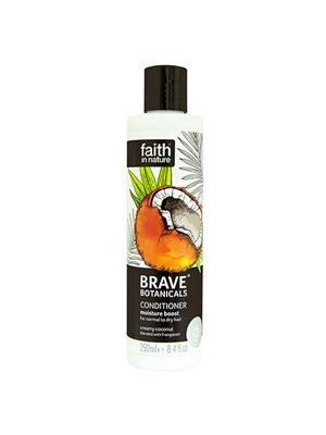 Balsam kokos - Brave Botanicals Moisture Boost