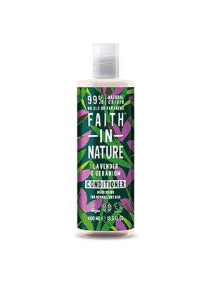 Balsam Lavendel & Geranium -  Faith in Nature