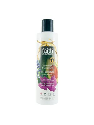 Balsam lavendel & geranium intensive Faith in nature