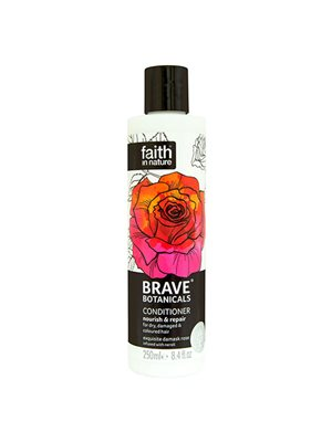 Balsam rose & neroli - Brave  Botanicals Nourish & Repair