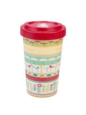 Bambus Cup to go Carpe Diem 500 ml