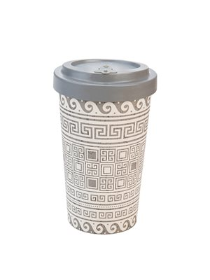 Bambus Cup to go græsk 500ml