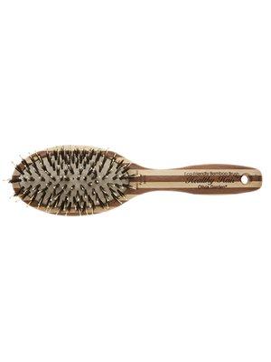 Bambus hårbørste eco-friendly