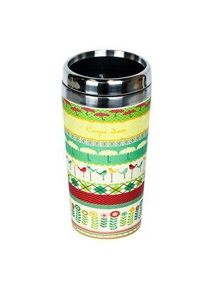 Bambus Termo cup carpe diem 500 ml