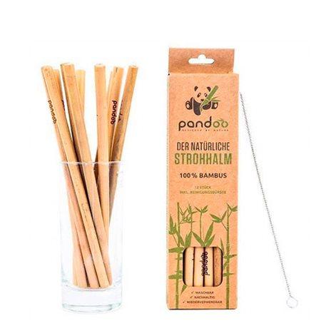 Bambussugerør