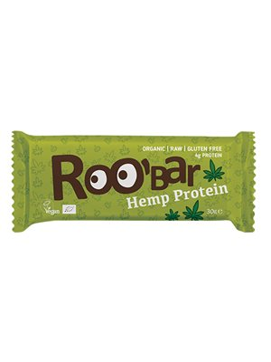 Bar med hamp Ø Raw Roobar