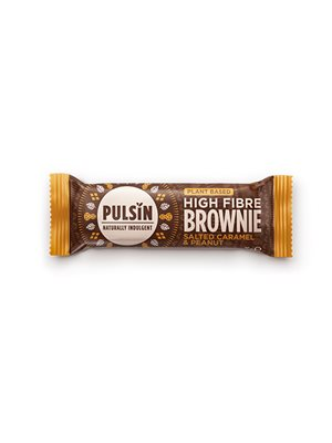 Bar Raw Choc Brownie Salted  Caramel Pulsin