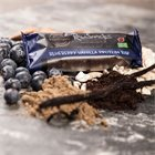 Bar Raw Snacks blueberry  vanilla protein Ø