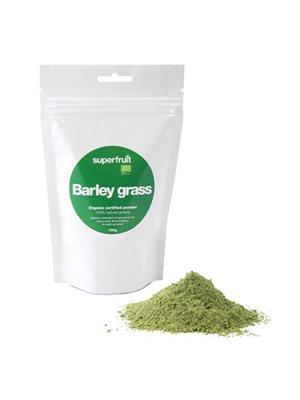 Barleygrass pulver Ø  Superfruit