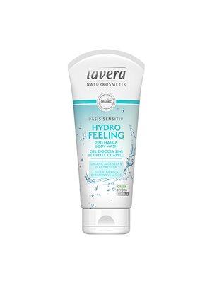 Basis 2-in-1 Hair & Body wash Lavera Basis Sensitiv