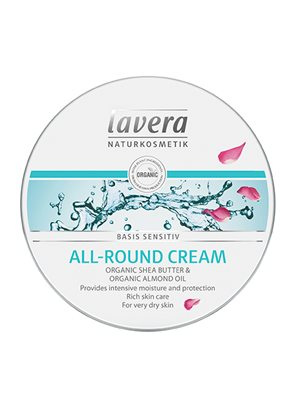 Basis All-round creme Lavera creme Lavera Basis sensitiv