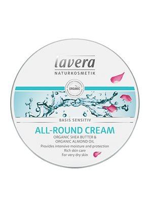 Basis All-round creme Lavera creme Lavera Basis sensitiv