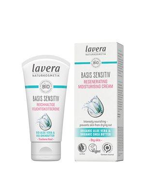 Basis Sensitive Moisturising  creme, dry & sensitiv skin