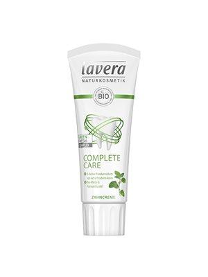 Basis Tandpasta mint med  flour Lavera