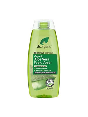 Bath & Shower Aloe Vera Dr.  Organic