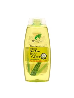 Bath & Shower Tea Tree Dr.  Organic
