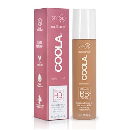 BB Cream Medium/Dark SPF30 Rosilliance - Coola